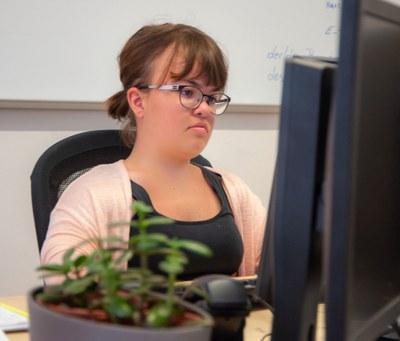 Marlene Mayrunteregg, Software-Entwicklung
