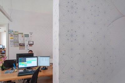 X-Net Netzwerkwand