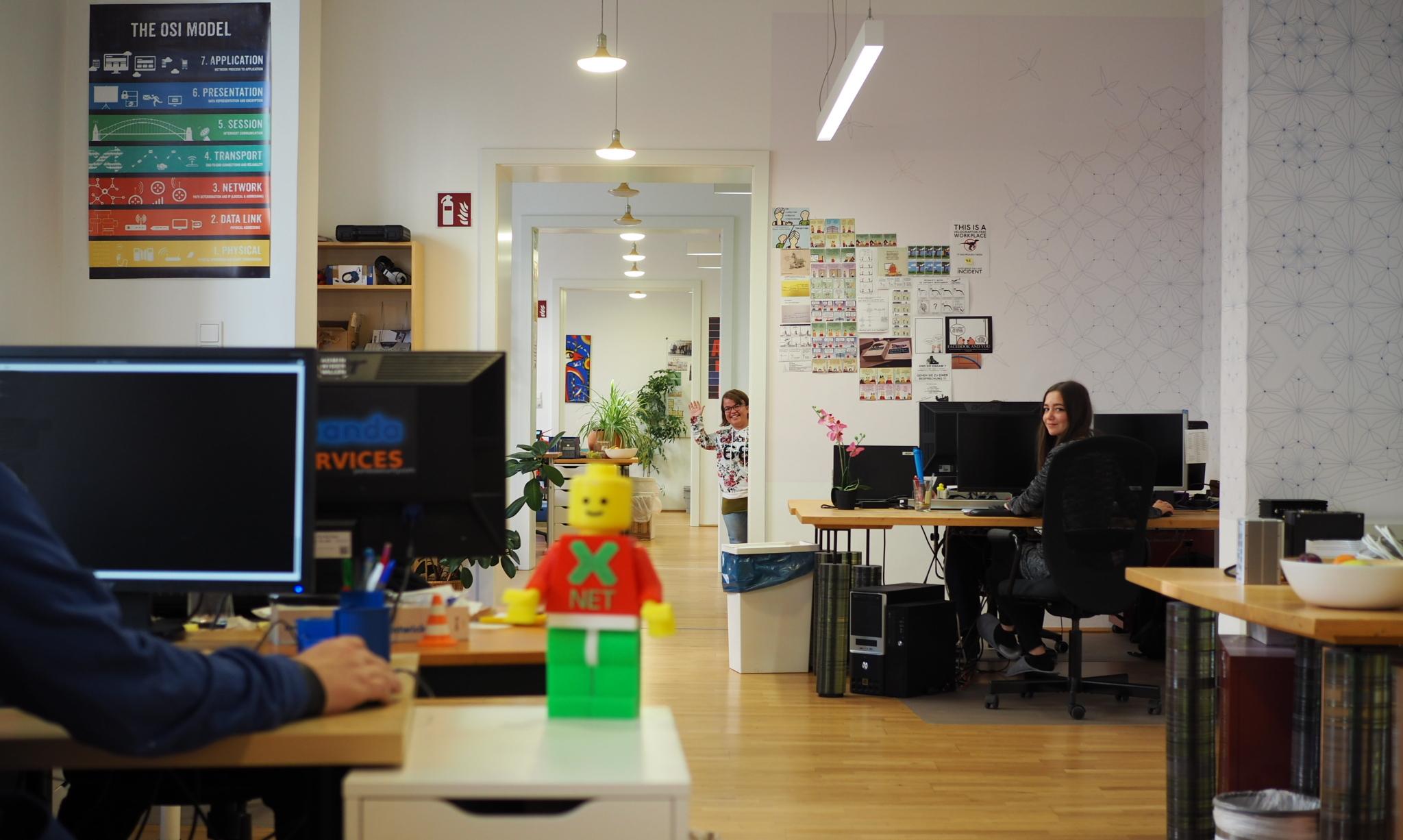 X-Net Büro