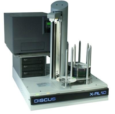 CD/DVD/BD-Kopiersystem DISCUS X-RL