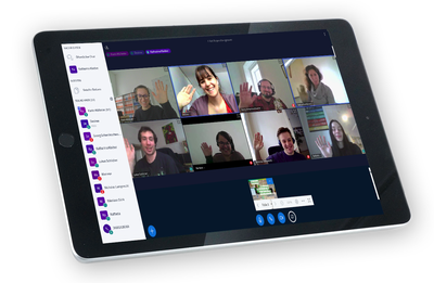 videokonferenzsysteme bereitgestellt von X-Net