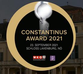 Constantinus Award Verleihung im Schloss Laxenburg