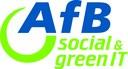 Logo AfB - Arbeit für Menschen mit Behinderung